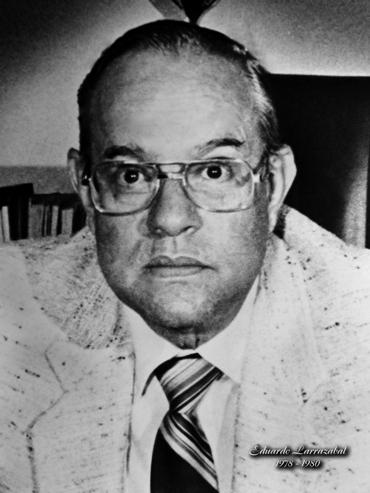 Eduardo Larrázabal